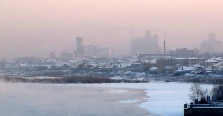 Семипалатинск, Жана-Семей. И зимой... Фото  из http://varandej.livejournal.com/429528.html#cutid1