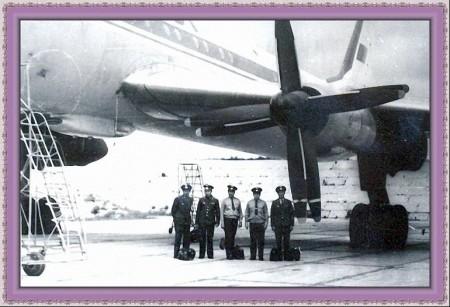 Этот красавец самолет уже разрезан...