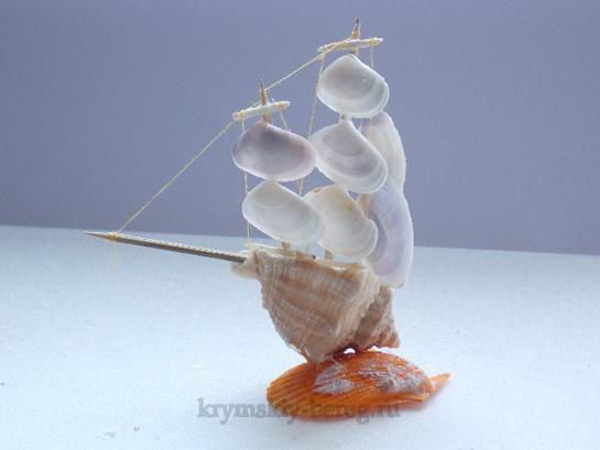 Сделать сувениры своими руками морские 5